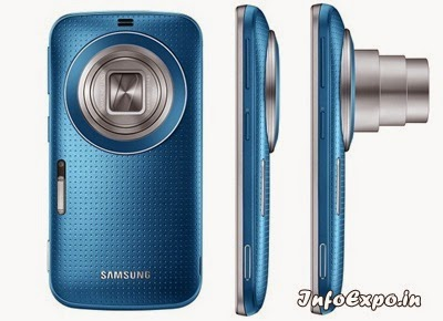Buy Samsung Galaxy K Zoom 20.7 MP Camera Phone Online India Amazon Shopping