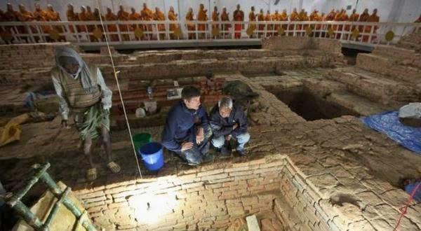 Kelahiran Sang Buddha Kini Sudah Terungkap oleh Arkeologi