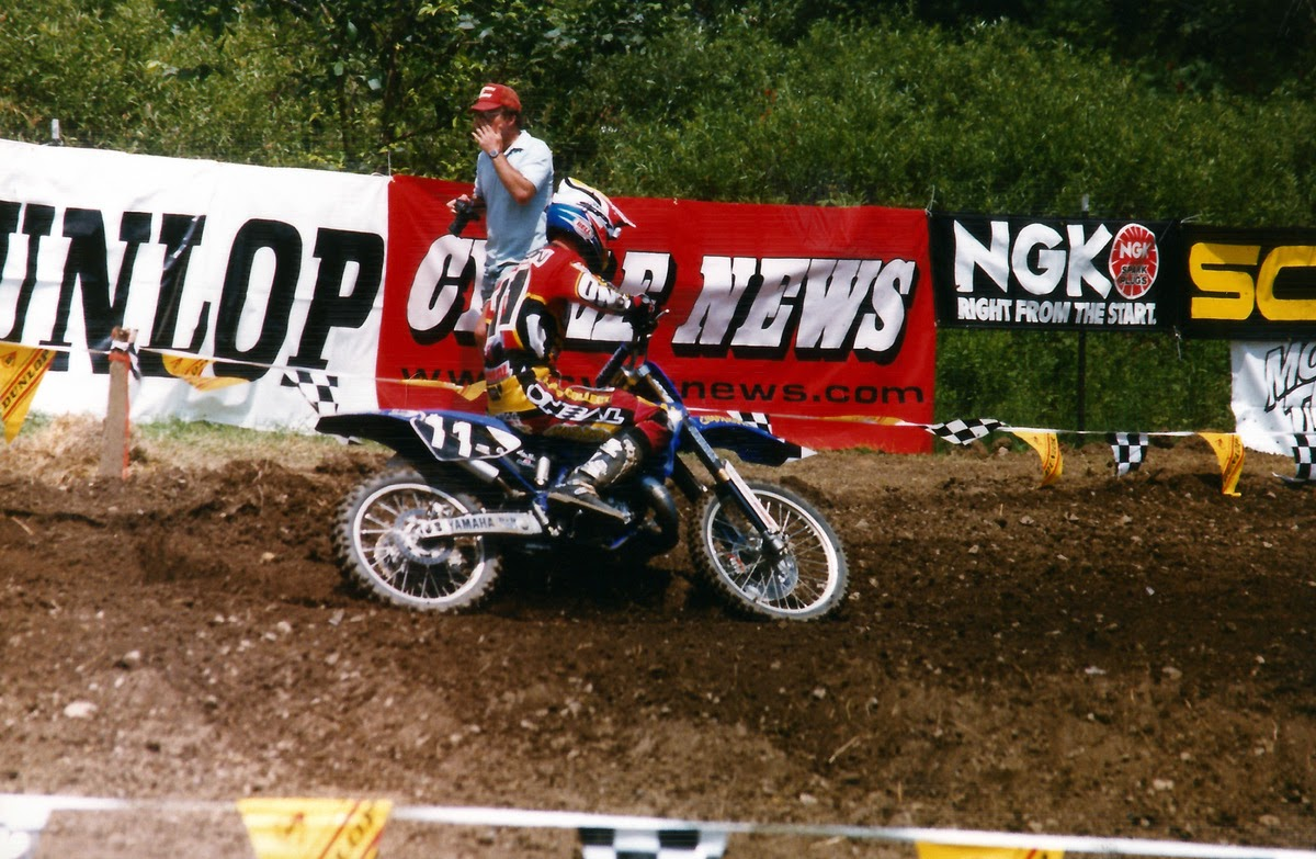 Jimmy Button Unadilla 1998