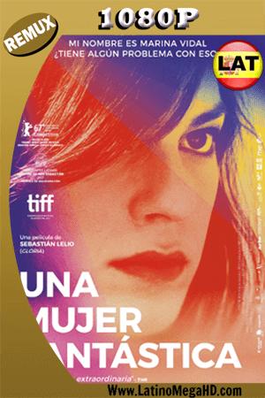 Una Mujer Fantástica (2017) Latino HD BDREMUX 1080P ()