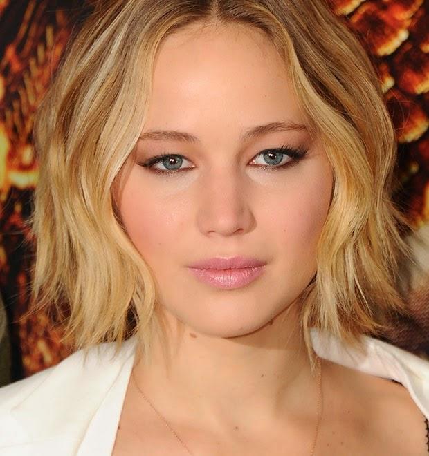 Jennifer Lawrence da dicas do tipo de homem que ela quer