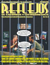 """SALIO Revista """"REFLEJOS DE COLOMBIA Y LATINOAMÉRICA"""" N° 36"""