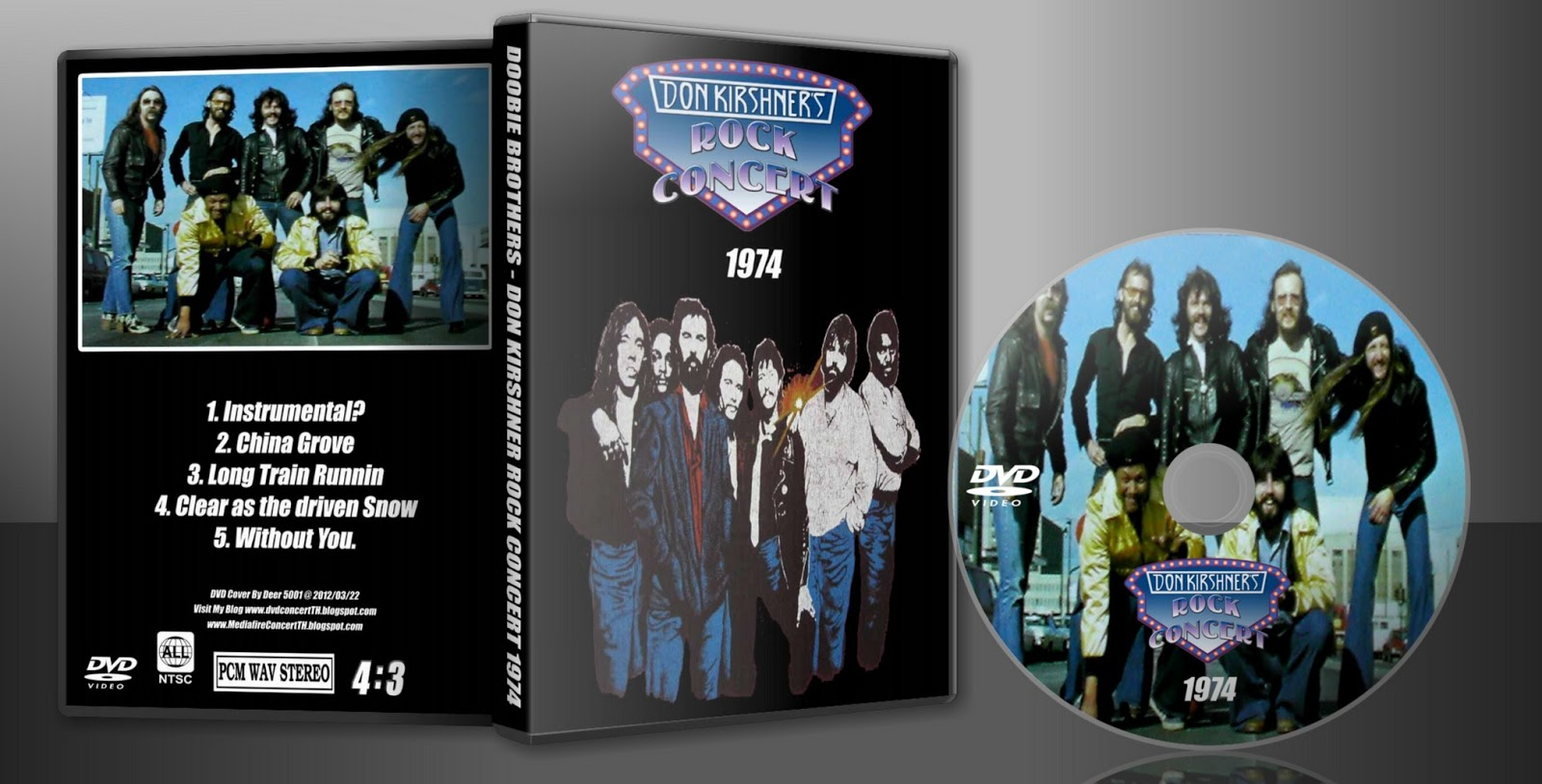 The Doobie Brothers - The Doobie Brothers + Toulouse Street