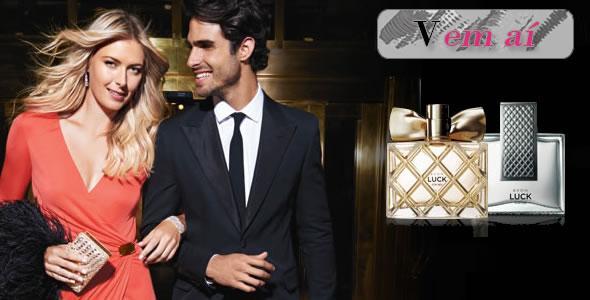 Luck, a nova fragrância estrelada por Sharapova