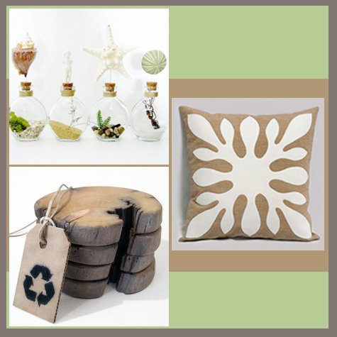 Handmade spring and summer fashion color trends from accessories to home decor soap deli news - Handmade decorative ideas for home ...