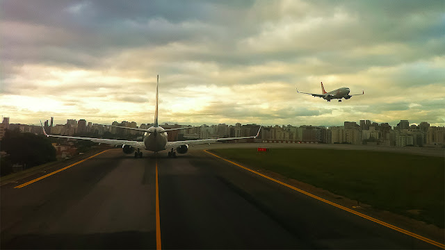 Aeropuertos peligrosos del mundo: Congonhas