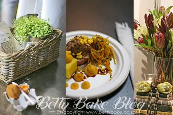The Brasserie, scotch egg, Azzure, Chalmar beef, meat, proteas, Betty Bake, Taste of Cape Town