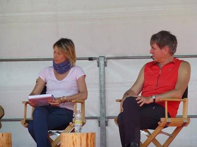 Rossana De Agostini intervista e Marco Virgilio