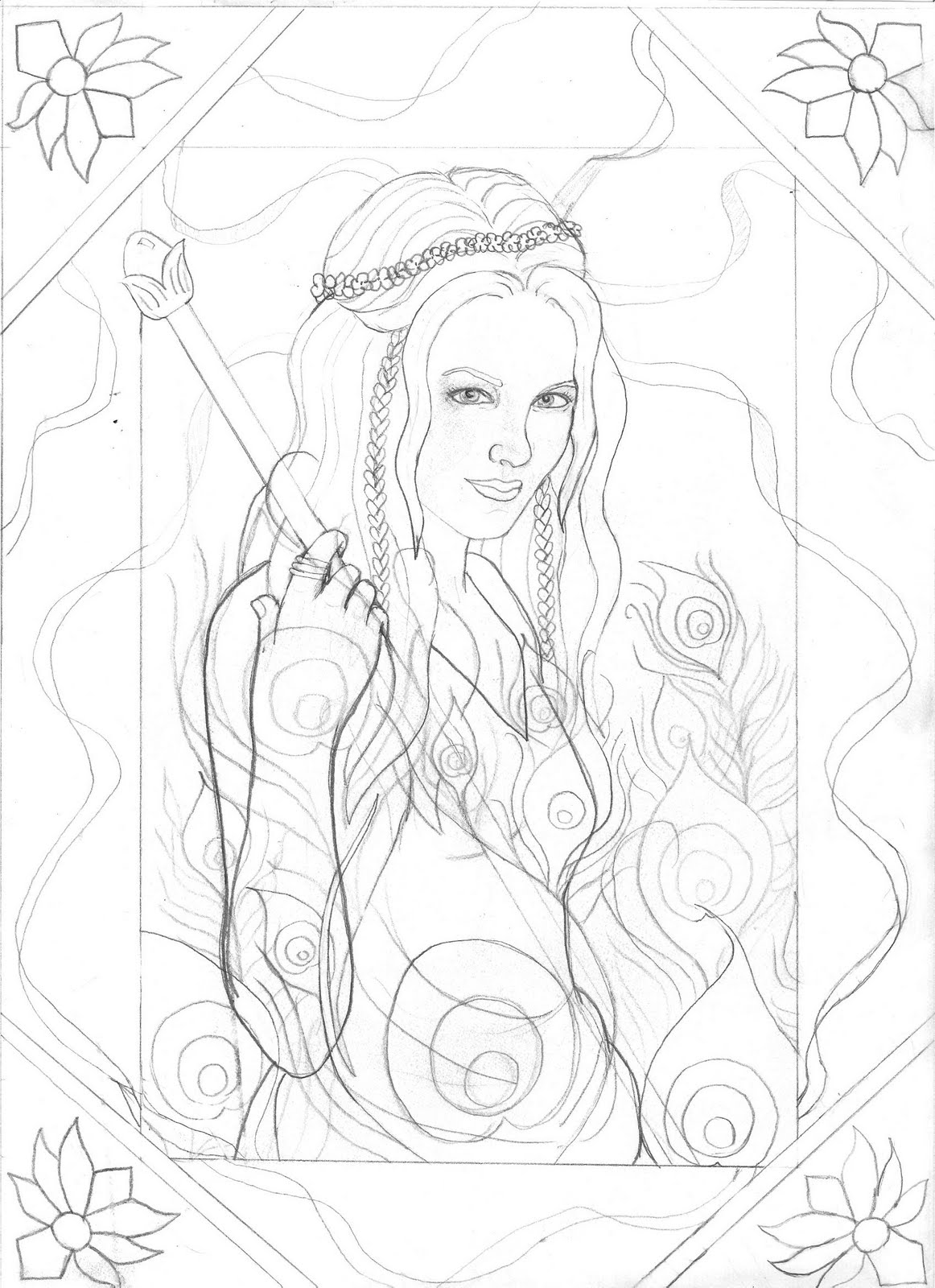 chrissy u0027s creative art stuff sketches of greek gods and goddesses