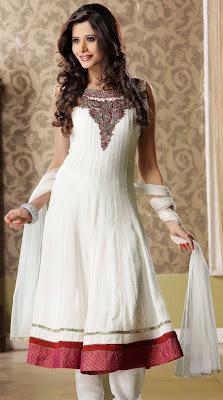 Designer Anarkai Salwar Kameez