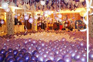 Decoracion de Techos para Fiestas Infantiles, parte 1