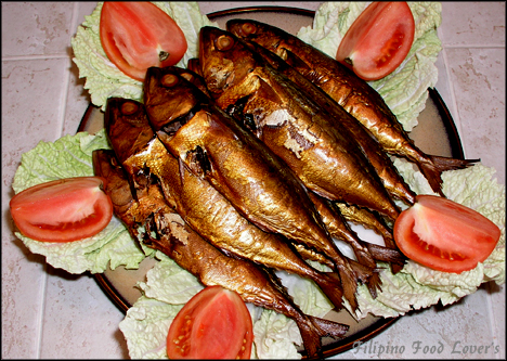Authentic pilipino cuisine straight from rosalina 39 s for How to smoke fish in a smoker