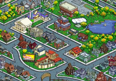 website map template