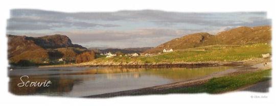 County Sutherland, Eddrachillis