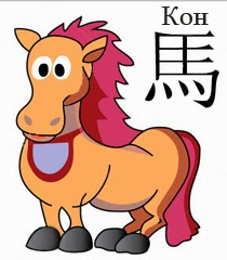 Китайски хороскоп 2014 Кон