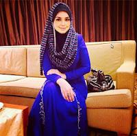 Hijab Ala Siti Nurhaliza