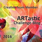 ARTastic Challenge Blog
