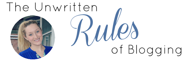The Unwritten Rules of Blogging