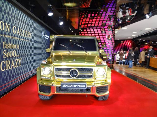 g63 amg gold
