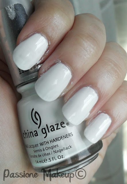 China Glaze Snow
