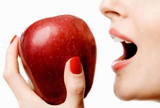 اهمية التفاح و فوائد التفاح
