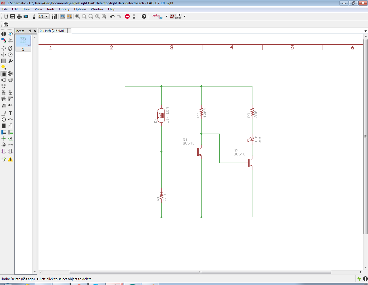 The Answer Is 42 How To Design A Pcb Using Cadsoft Eagle 71 Schematic Together With Software On Control Next Click Add Icon And Search For Screw Select Wago Terminal Seen Previously Place It In Same That