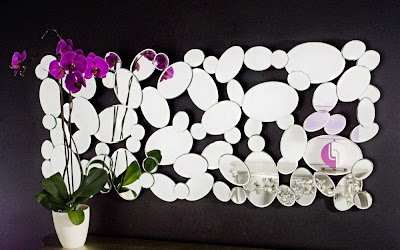 zavesne zrkadla, dizajnove zrkadlo na stenu, moderne velke zrkadla