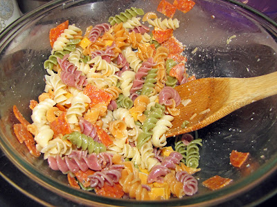 how to make the best pasta salad ever