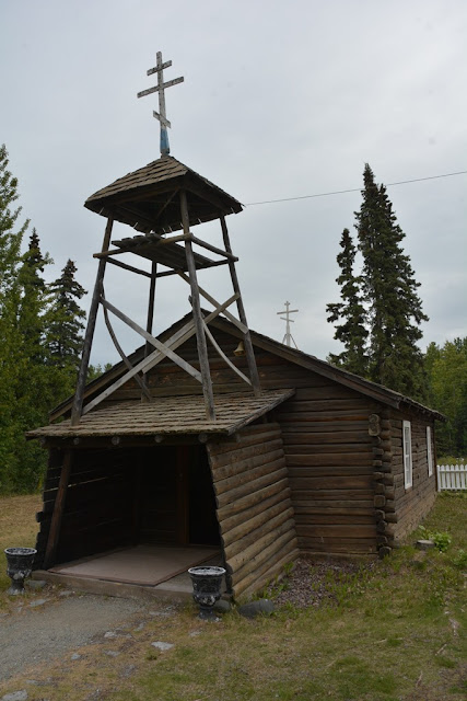 Eklutna churches