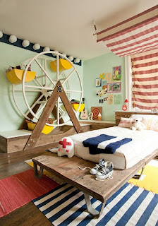 Creative Interior Design Photos for Kids Room