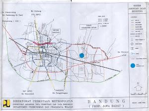 Jaringan Jalan Kota Bandung