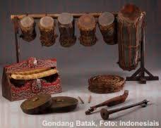 Instrumen Gondang Batak