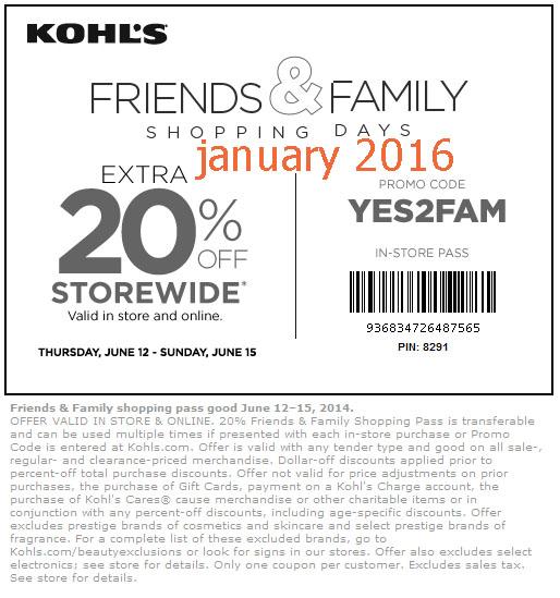 Couponcabin kohls printable coupon