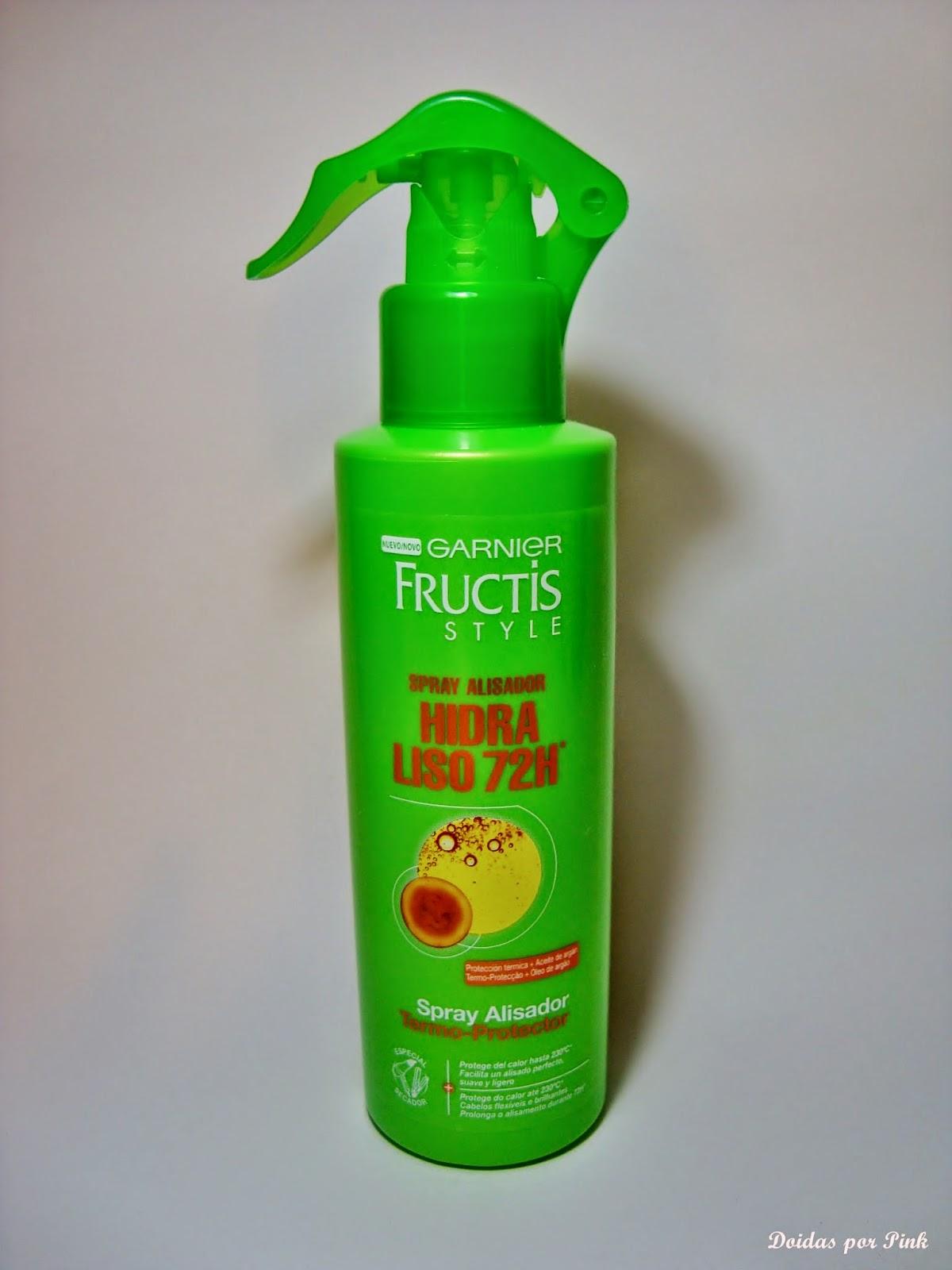 fructis hidra liso 72h