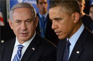 Obama e Netanhayu são parceiros estratégicos no império