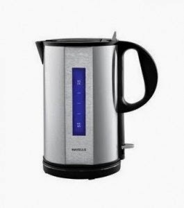 Shopclues: Buy Havells Titania 1.5 L Electric Kettle and 49 ClueBucks at Rs. 2380