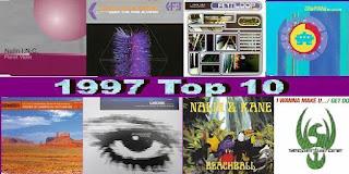 1997 Top 10 zene szubjektív