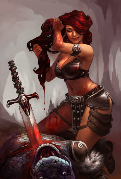 Red Sonja (Marvel Comics) Character Review