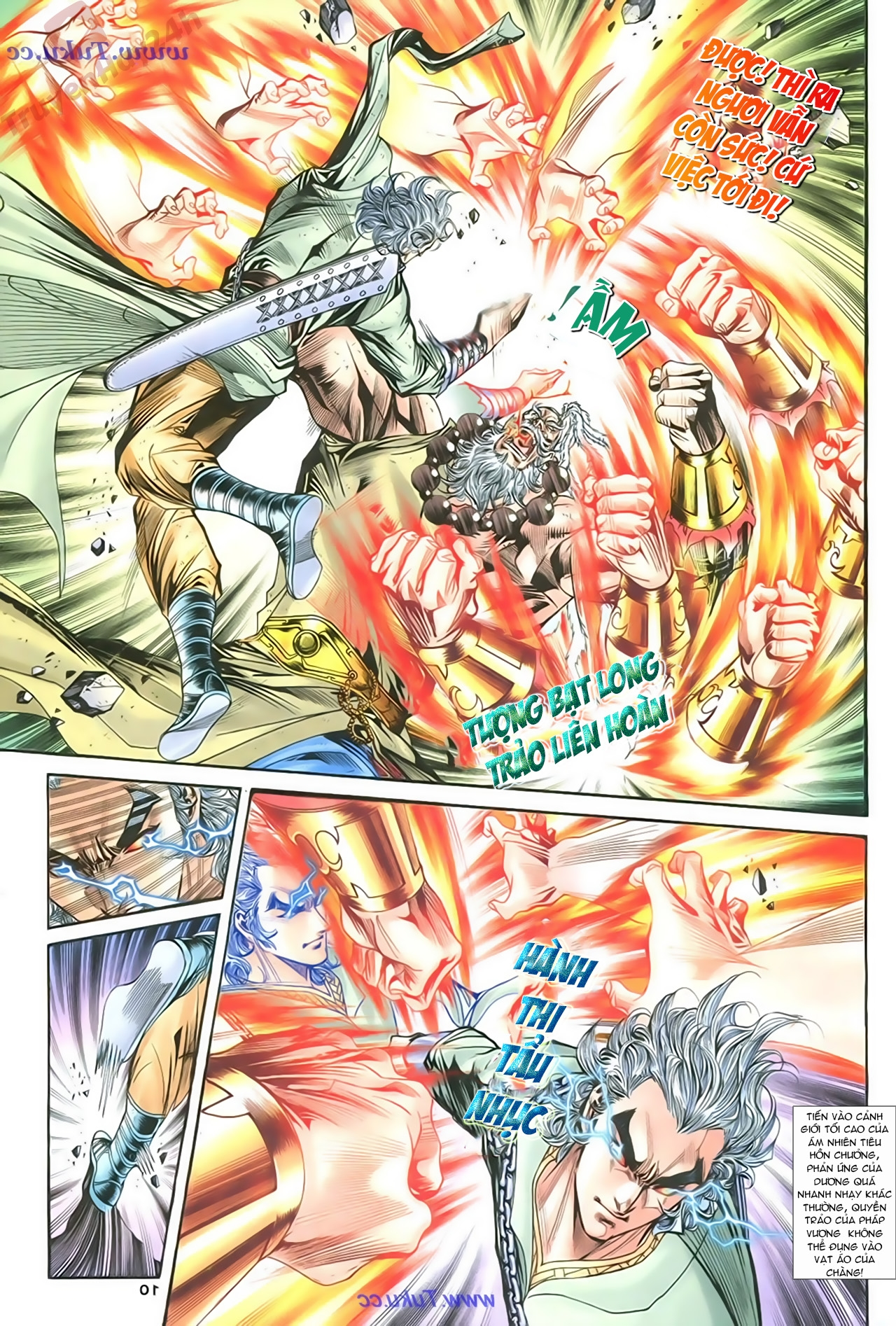 Thần Điêu Hiệp Lữ chap 86 – End Trang 10 - Mangak.info