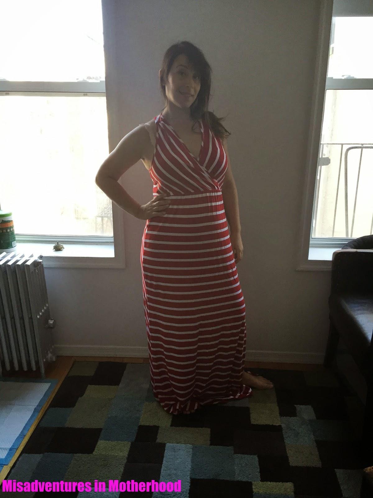 Sierra Max Dress