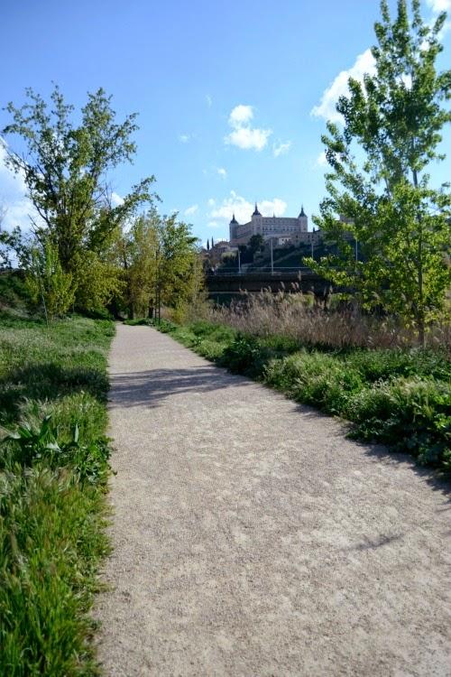 Senda ecologica paseo