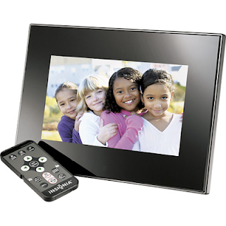 7-in. LCD Picture Frame