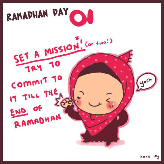 RAMADHAN TIPS #1