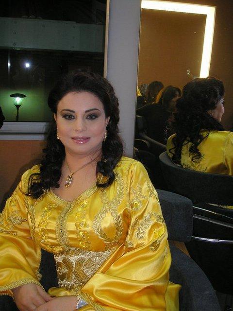 caftan marocain 2012 moderne