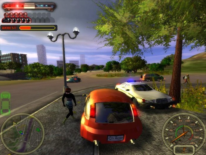 City Racing game PC