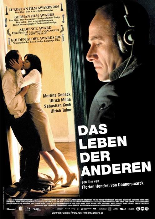 the lives of others das leben der anderen golden globe nomination best foreign language film