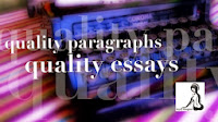 """Quality Paragraph and Essay Writing"" is rated 5-stars by current and format students."
