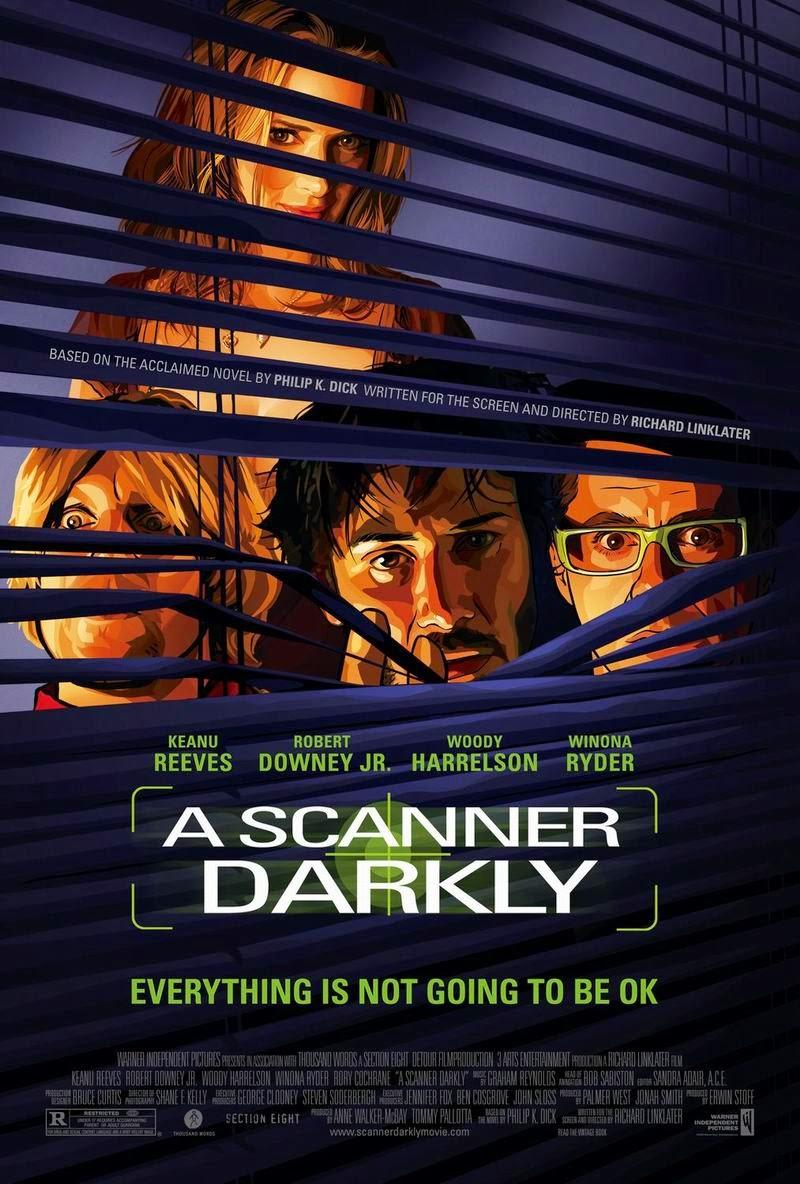 A Scanner Darkly (2006) 2006+scanner