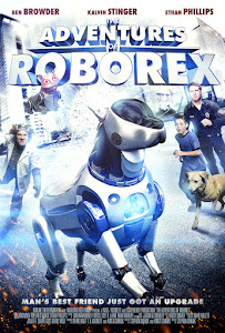 The Adventures of RoboRex Poster