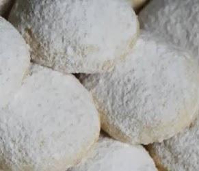 biscotti greci kourabiedes